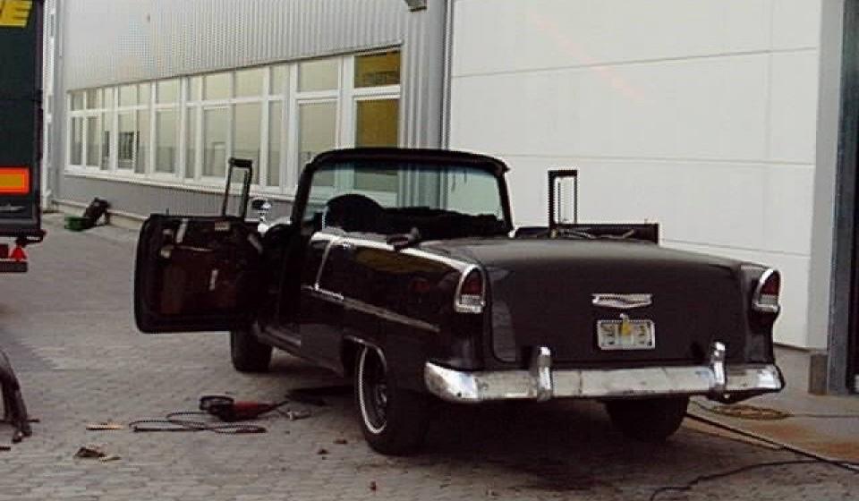 Chevrolet Umbau