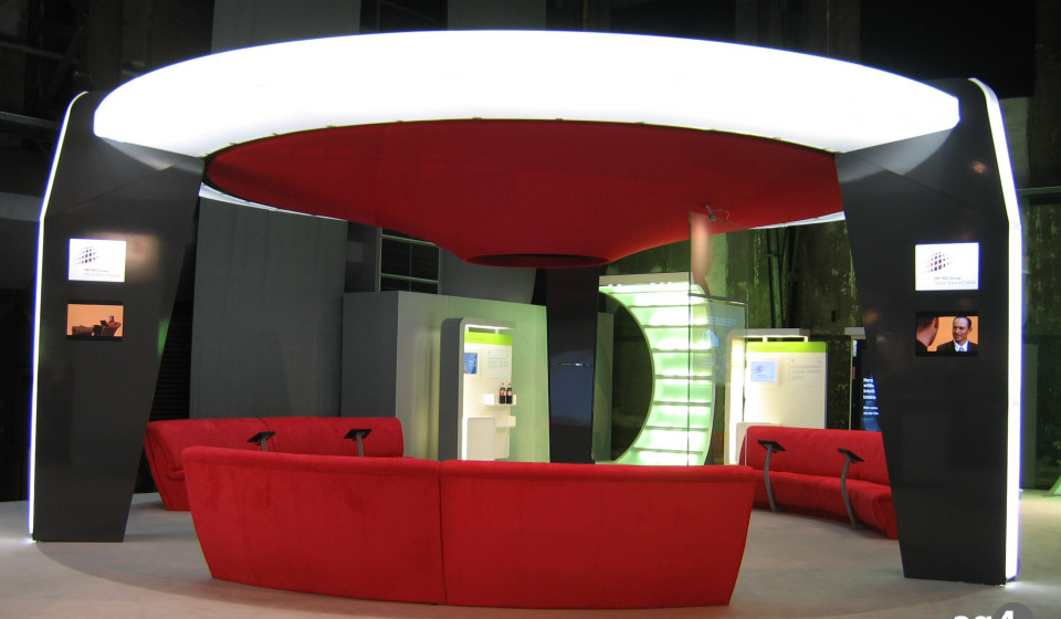 Metro Group Messestand