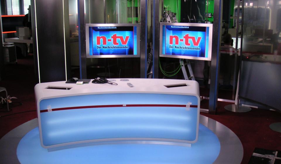 n-tv Studio